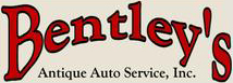 Bentley's Antique Auto Service, Inc.